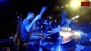 "Matt Halpern Periphery Live ""Ragnarok"""
