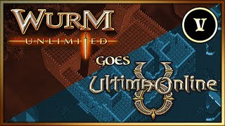 Wurm Unlimited - Recreating Ultima Online - Part V - Player Housing