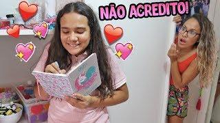 DESCOBRI O SEGREDO DA JULIANA BALTAR!