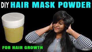 DIY Hair Mask Powder Hair Mask for Hair Growth Hair Prevent Hair Loss Jaicy Victoria