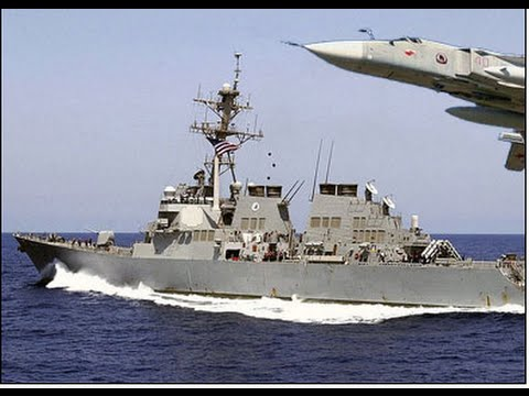 Image result for Russian Fighter Jet Disables US Missle Destroyer Using Electronic Warfare Weapon