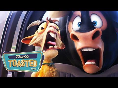 FERDINAND MOVIE REVIEW - Double Toasted