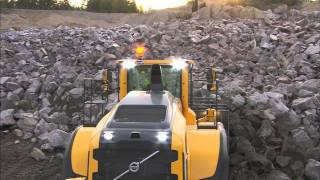 Volvo Construction Equipment Wheel Loaders WLO L250H Bucket Design