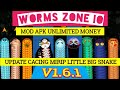 Worms Zone Io Mod Apk Update V   New   Mp3 - Mp4 Download