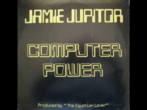 Jamie Jupitor   Computer Power