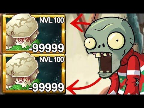 Plants Vs Zombies 2 Super Colipoder Nivel 100