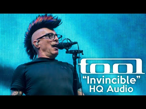 """New Tool Song """"Invincible"""" HQ/HD Audio & Video - Live at Welcome to Rockville"""