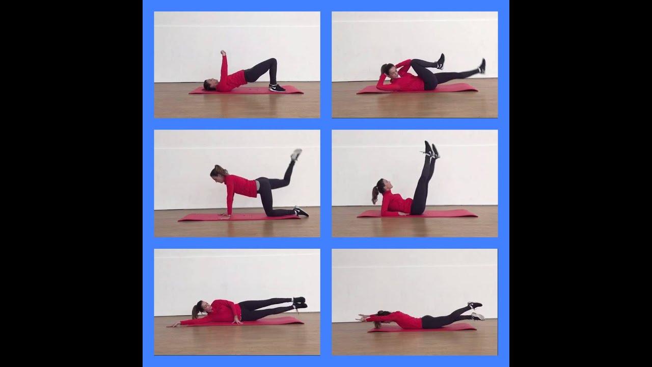 Tabla de ejercicio para hacer en casa youtube - K hacer para adelgazar ...