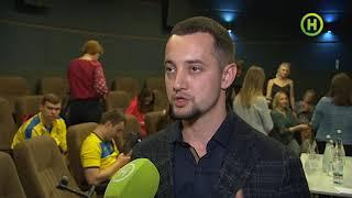 Стас Шуринс презентовал клип, снятый совместно с Паралимпийским комитетом Украины