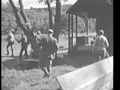 Fishing In Scotland Bernard Venables 1960's travel film trout, salmon, pike and grayling fly fishing