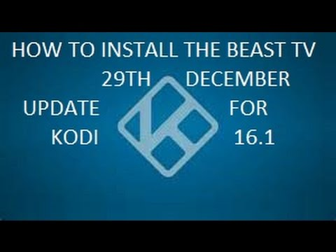 how to download kodi 16.1