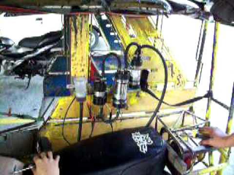 HydrOplus Kawasaki HD3 Barako 125 2 stroke YouTube