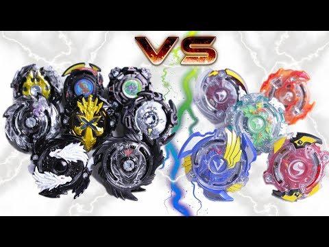 BEIGOMA ACADEMY BEYCLUB vs TEAM SHADOW | Beyblade Burst Battle ベイブレードバースト