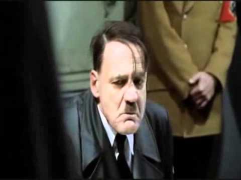 Hitler se Entera que existen los Wachiturros