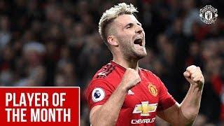 Subscribe to manchester united on at http://bit.ly/manu_ytcongratulations luke shaw winning our player of the month for august. read more ou...