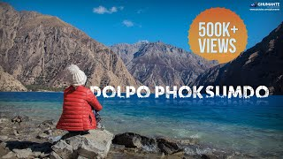 DOLPO SHEY PHOKSUNDO (Phoksumdo) Trekking, NEPAL  a Memorable Adventure