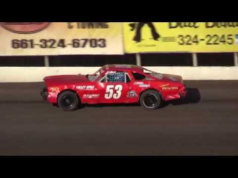 Bakersfield Speedway HEAT RACES 7 26 14