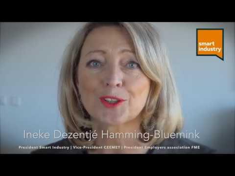 Voorzitter Ineke Dezentjé Hamming-Bluemink over betere samenwerking binnen Europa