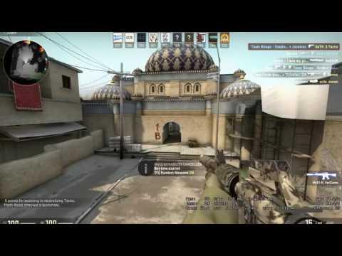 CS:GO Deathmatch - 1.Ep -