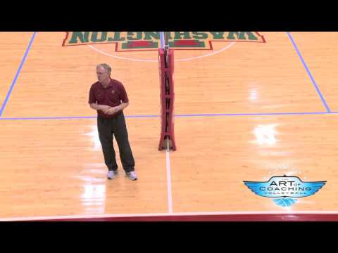 John Dunning Volleyball Attacking Techniques