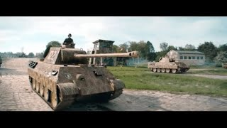 T 34 |  Movie scene | Soviet tank crew escape from a Nazi POW camp