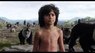 Kniha džunglí - HD trailer J - český dabing