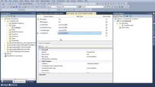الدرس (2) برمجة وتصميم موقع شركة وهمية بتقنية ASP.NET - انشاء قاعدة البيانات
