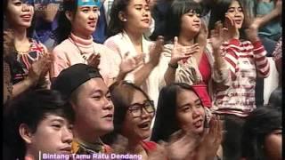 Inul Daratista Dan Iis Dahlia Mencoba Olahraga Acroyoga Sambil Dangdutan - Ratu Dendang (12/10)
