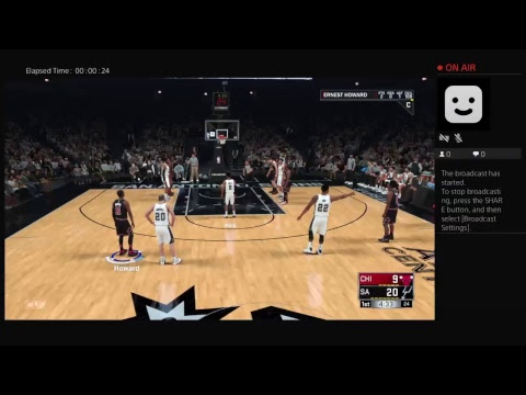 ehoward270's Live PS4 Broadcast