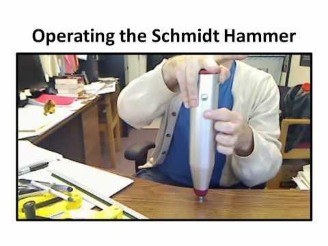 32 The Schmidt Hammer