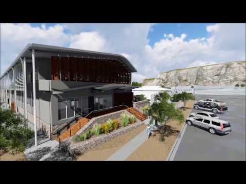 Broken Hill Health Service Redevelopment Fly-through