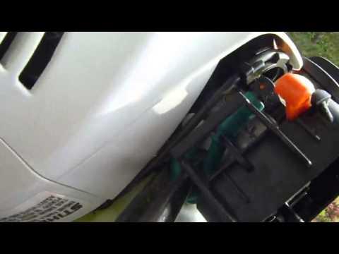 ECHO trimmer won't start HELP!!!! | FunnyDog.TV
