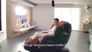 Behind the Scenes of OSIM uInfinity TVC shoot with Andy Lau