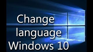 How to change the system language across your entire Windows 10 PC