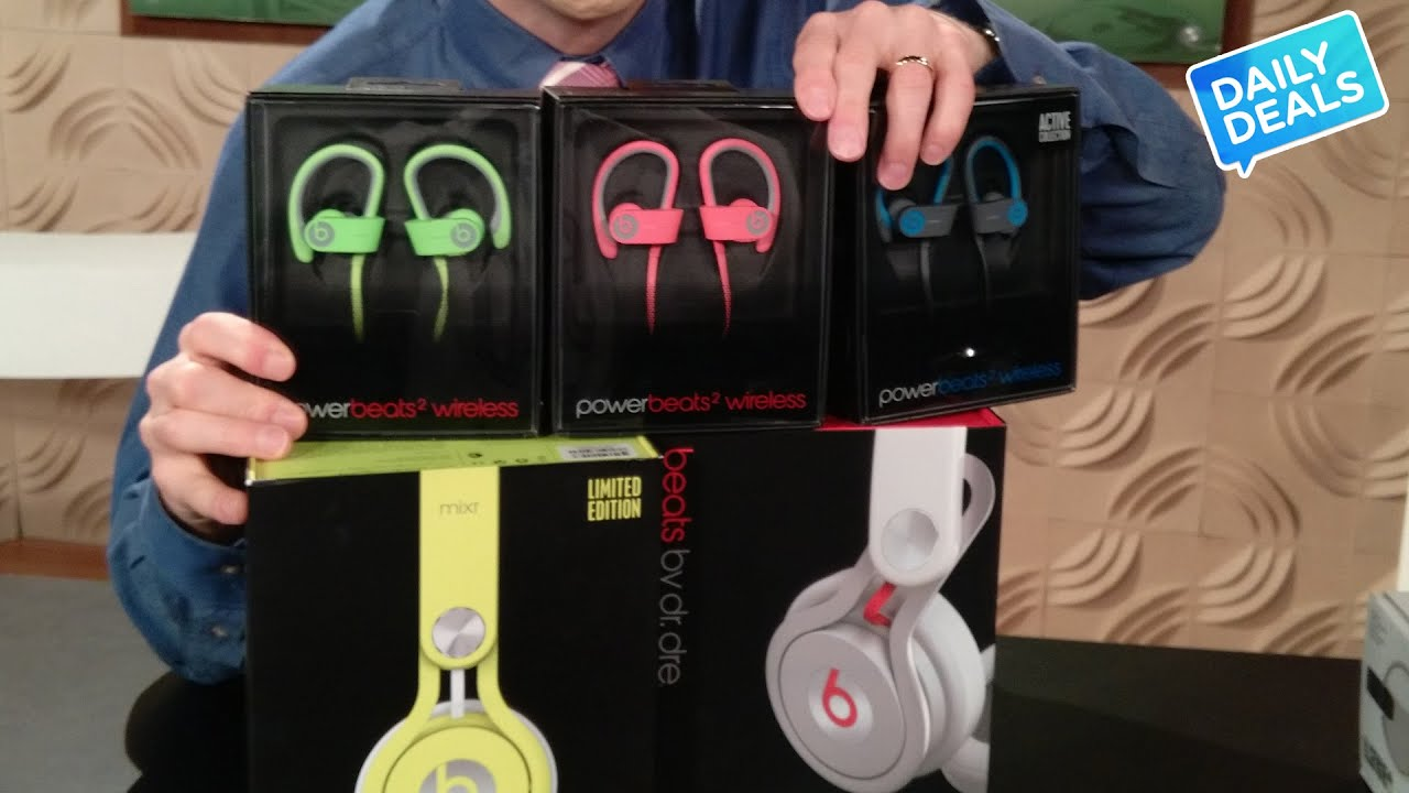 a86d51f6119 Cheap Beats By Dre Wireless Headphones Review ▻ The Deal Guy - YouTube