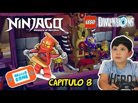 Lego Dimensions GamePlay en Español El mundo de Lego NinjaGo I Abrelo Game Lego Dimensions