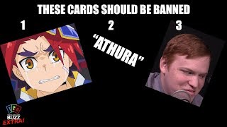 The Future Card Buddyfight Banlist Reaction Video - TCG Buzz!