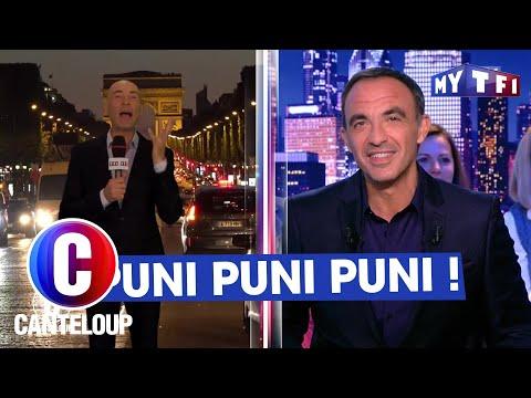 Anne Hidalgo interdit Noël à Paris - C'est Canteloup du 6 novembre 2017