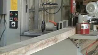 "Cantek Hb800 32"" Bandsaw Resaw"