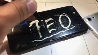 Reparatii Gsm Bistrita.Carcasa Iphone 7,înlocuire  carcasa Iphone 7 -schimb de culoare- negru la alb
