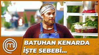 Batuhan A Yarışmanın En Uzun Cezası MasterChef Türkiye 27 Bölüm