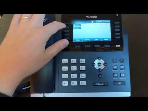 How to set up paging on Yealink phones - Award Consulting