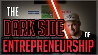 The Dark Side of Entrepreneurship - 4 Steps to Overcome Failure