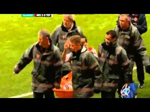 FA Cup Third Round:Arsenal vs Tottenham Hotspur 2-0 Match Highlights & Analysis 4/1/2014