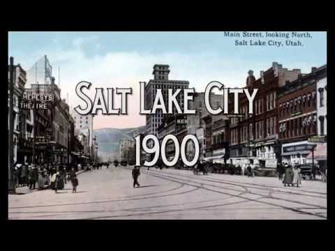 Salt Lake City - History Minute - Free Farmer's Market Building