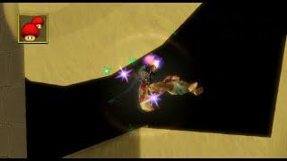 [Mario Kart Wii TAS] Dry Dry Ruins 1:31.235 (glitch)