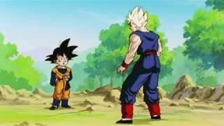 DBZ Kai: Goten Goes Super Saiyan (Yamamoto)