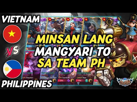 Minsan lang Mangyari to sa Team Philippines - National Arena Contest - Mobile Legends
