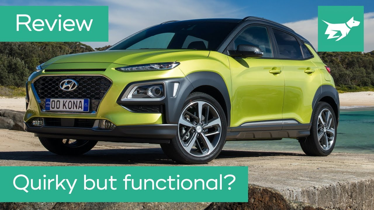 Hyundai Kona 2020 Review Youtube