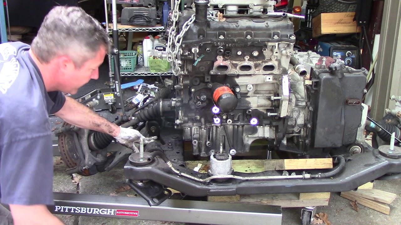 Fixing Acadia Engine Problems Part 9 Youtube